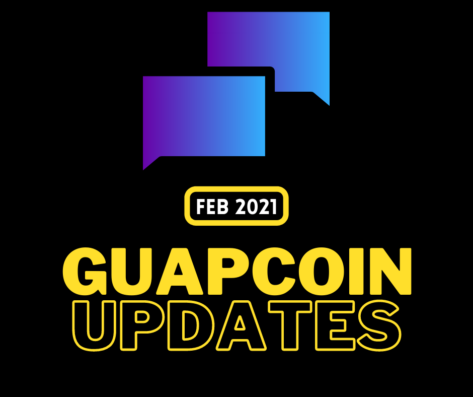 guap-coin-latest-updates-feb