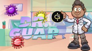 guapcoin video game, video game, guapcoin