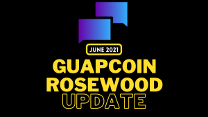 guapcoin rosewood update
